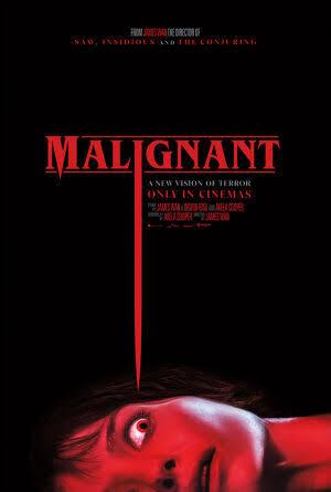 Malignant (2021) WEB-DL Dual Audio Hindi (CAM) & English 480p 720p 1080p HD Esub Full Movie