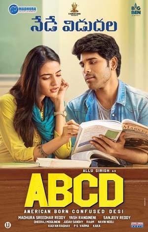 ABCD (American Born Confused Desi) 2021 Hindi Dubbed Movie 480p HDRip 400MB
