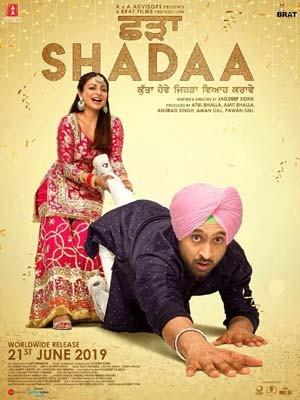 Shadaa 2021 Hindi Dubbed Full Movie 1080p HDRip Download