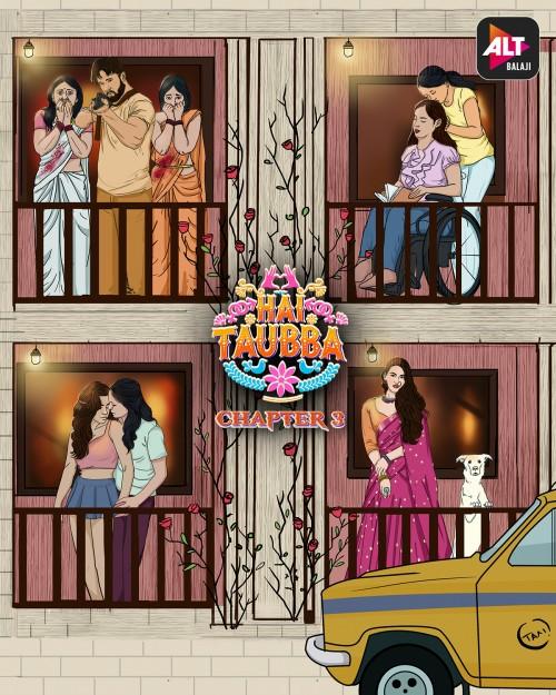 Hai Taubba (2021) Season 3 All Episodes Hindi WEB-DL 480p 720p Esub