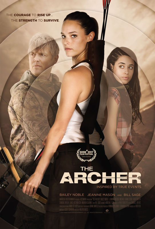 The Archer 2017 Hindi ORG Dual Audio 300MB HDRip 480p ESubs Download