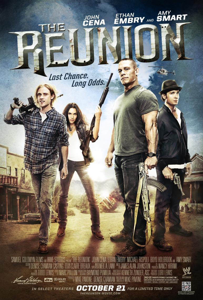 The Reunion- 2011 Hindi ORG Dual Audio 1080p BluRay ESub 1.9GB Download