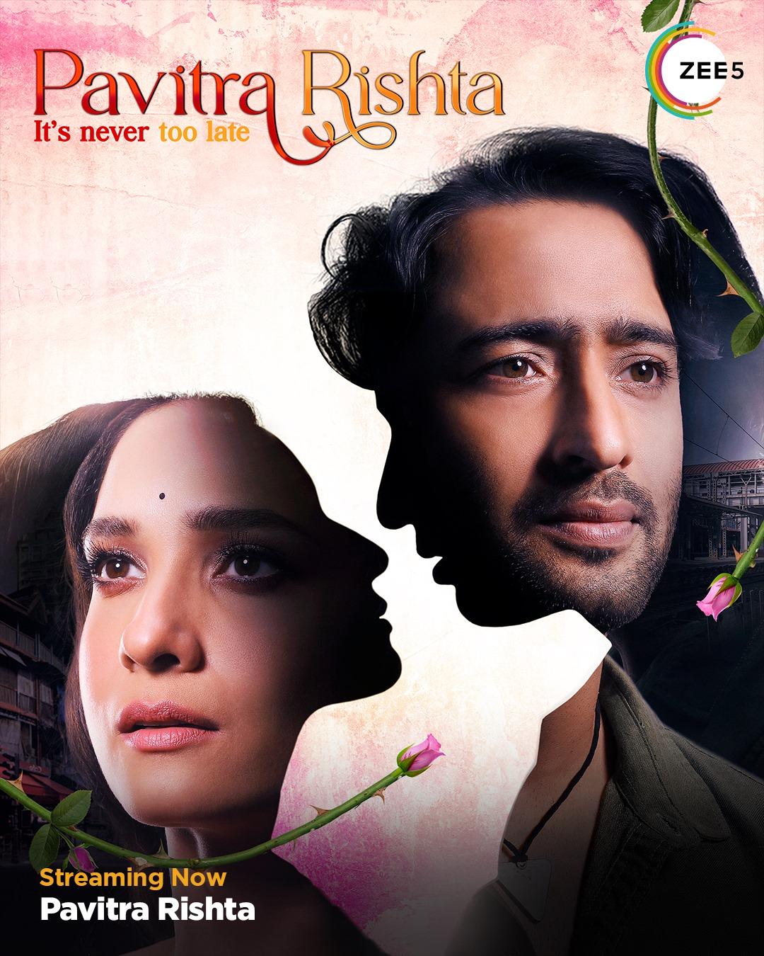 Pavitra Rishta Its Never Too Late 2021 S01 Hindi ZEE5 Original Complete Web Series 720p HDRip 1.2GB Download