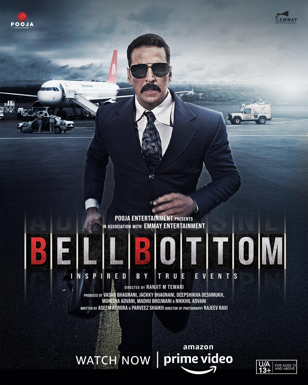 Bellbottom (2021) Hindi Full Movie 720p AMZN HDRip 1.2GB Download