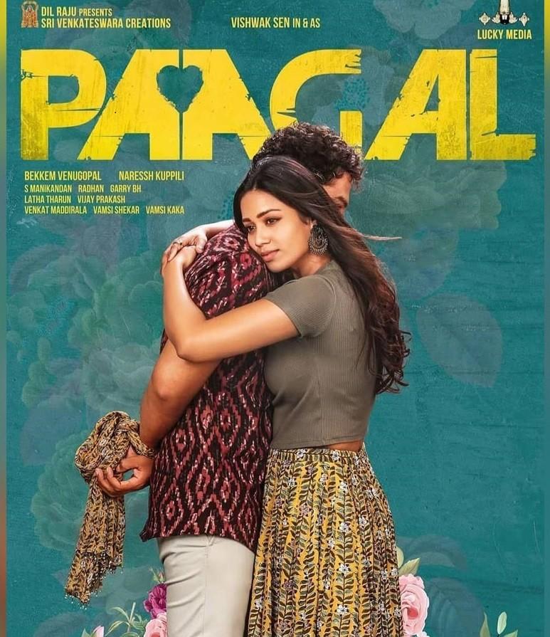 Paagal 2021 HQ Hindi Dubbed 480p HDRip 420MB Download