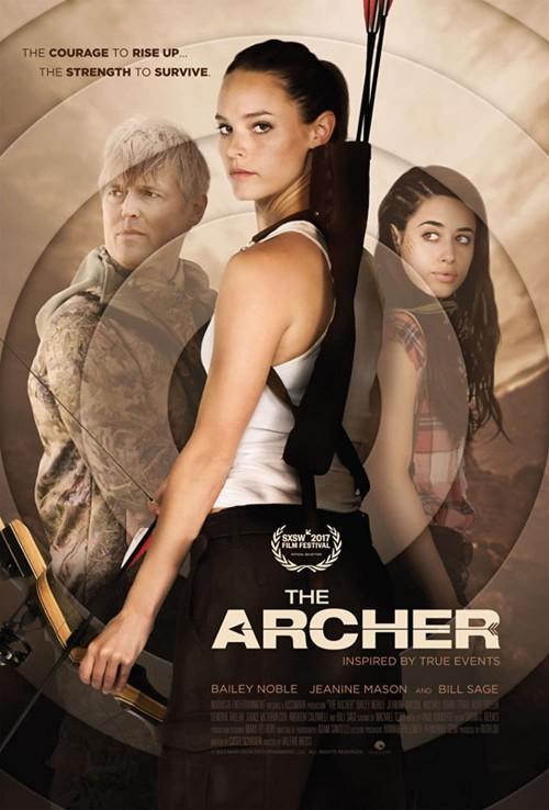 The Archer (2016) WEB-DL Dual Audio Hindi & English 480p 720p Esub Full Movie