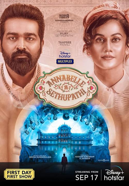 Annabelle Sethupathi (2021) Hindi WEB-DL 480p 720p 1080p HD Esub Full Movie