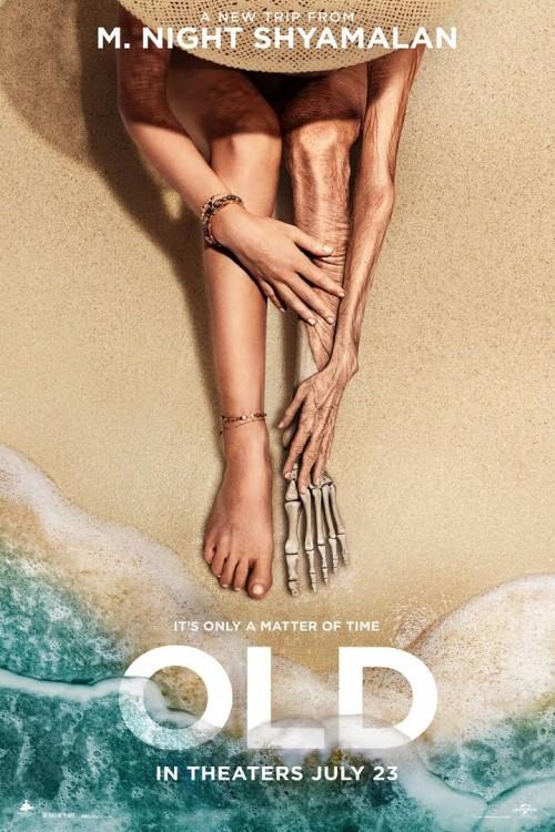 OLD (2021) Dual Audio Hindi (Cam Cleaned & English) HC-HDRip 480p 720p 1080p HD Full Movie