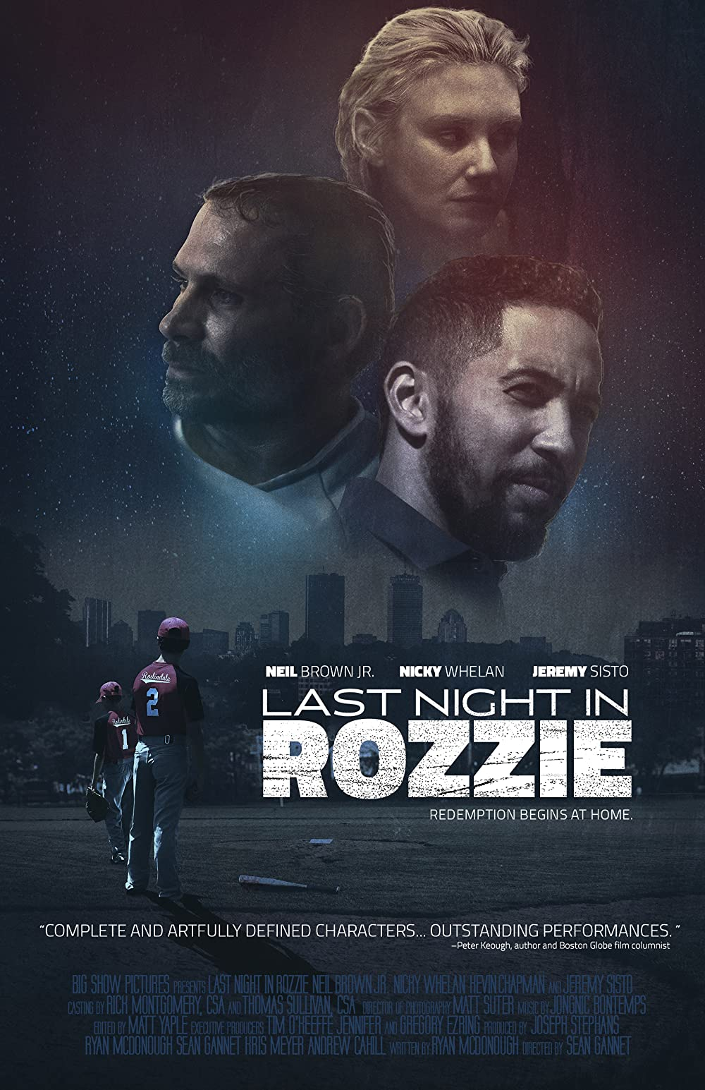 Last Night in Rozzie 2021 English 480p HDRip 250MB Download