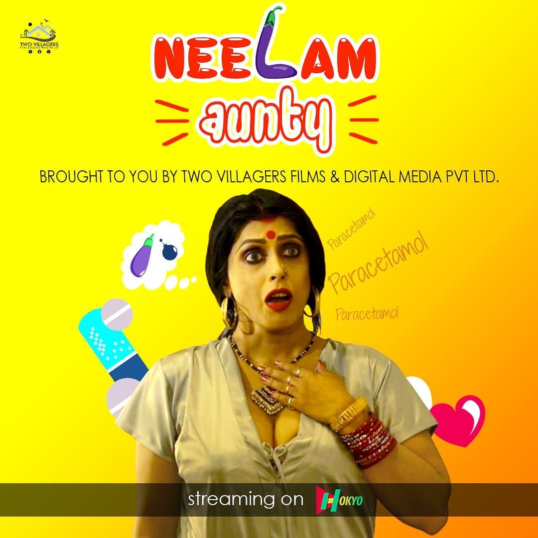 Neelam Aunty 2021 S01E01 HokYo Hindi Web Series 720p HDRip 140MB Download