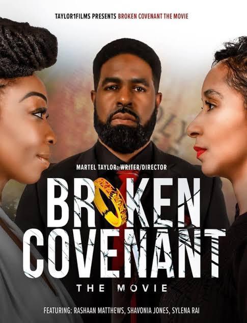 Broken Covenant 2021 English 480p AMZN HDRip ESub 400MB Download