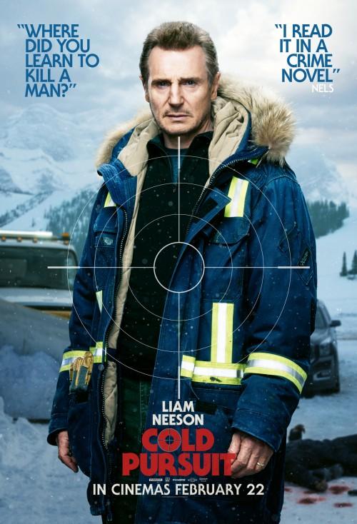 Cold Pursuit (2019) BluRay Dual Audio Hindi & English 480p 720p 1080p HD Full Movie