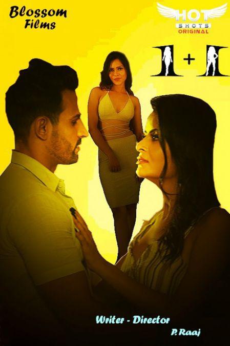 18+ One Plus One (2021) Hindi Hotshot Originals Short Film 720p HDRip 150MB Download