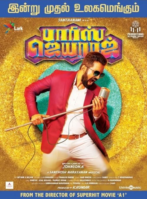Parris Jeyaraj (2021) UNCUT WEB-DL Dual Audio Hindi (ORG 2.0) & Tamil 480p 720p Full Movie