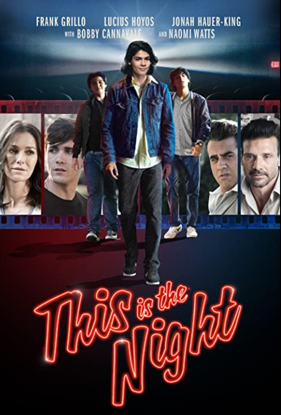 This Is the Night 2021 English 480p HDRip 350MB Download