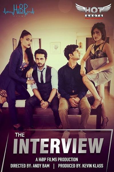 18+ The Interview (2021) Hindi HotShots Digital Short Film 720p HDRip 150MB Download