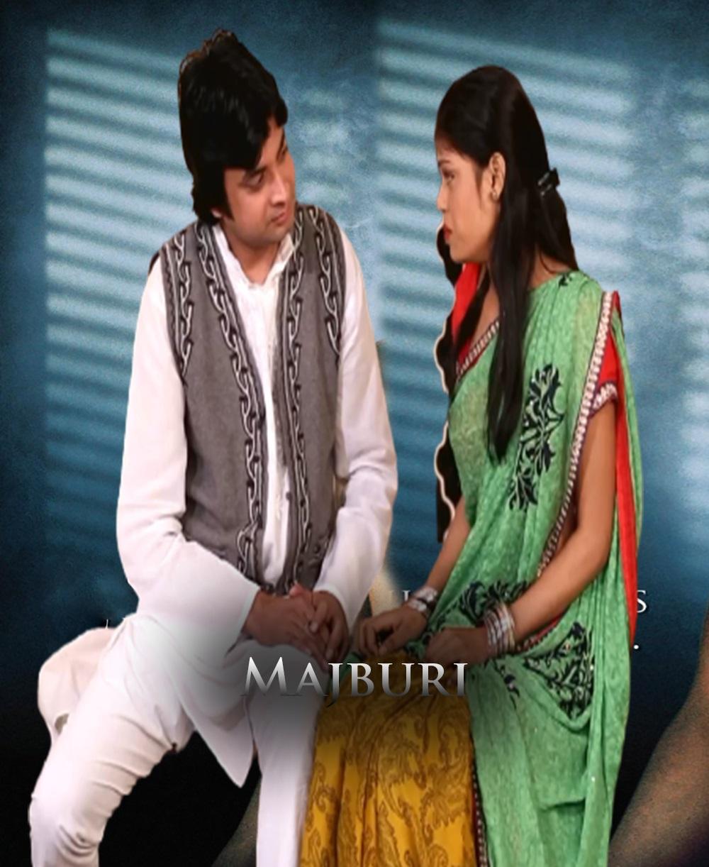 18+ Majburi (2021) Hindi Short Film 720p HDRip 110MB Download