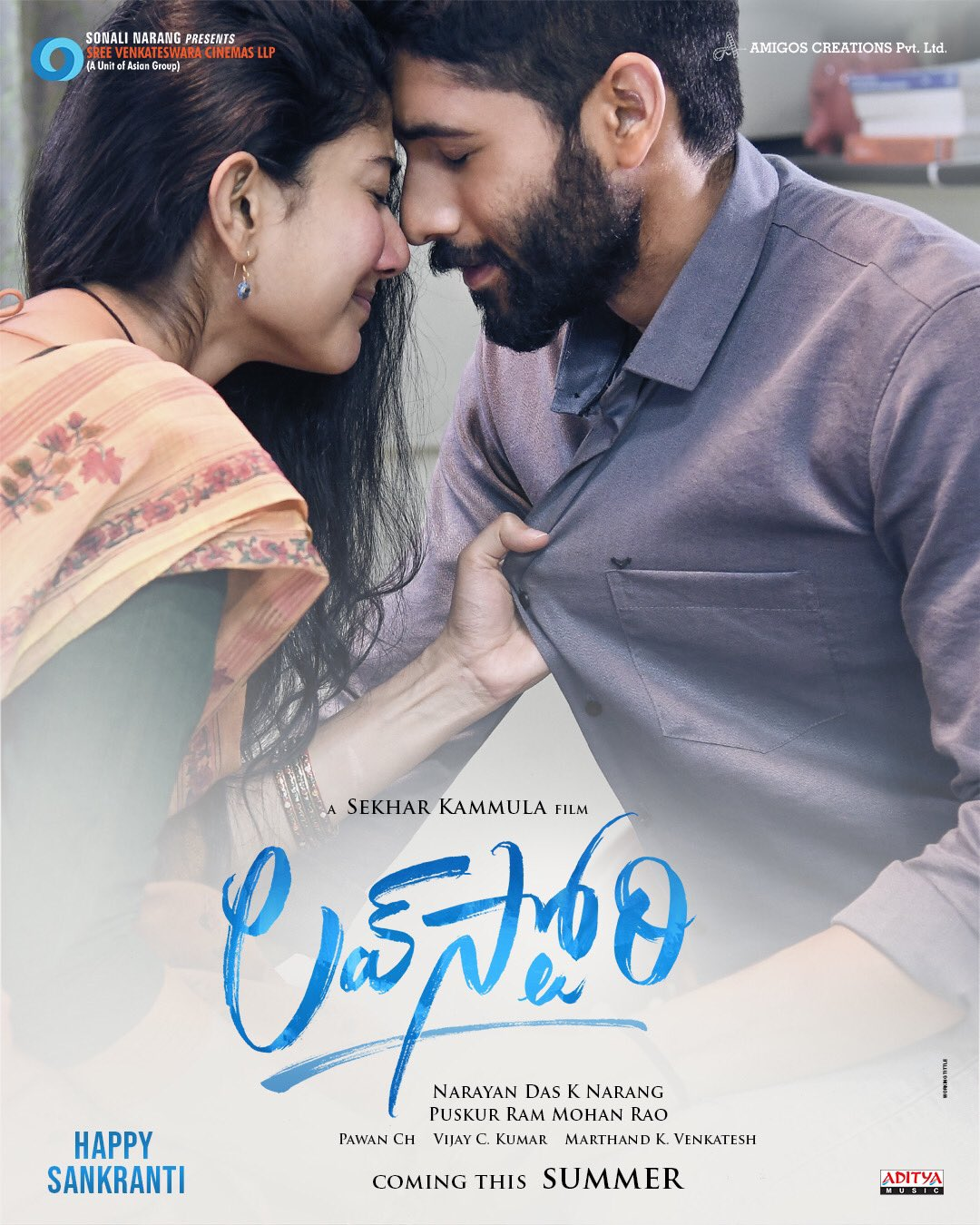 Love Story 2021 Telugu 480p HQ PreDVDRip 400MB Download
