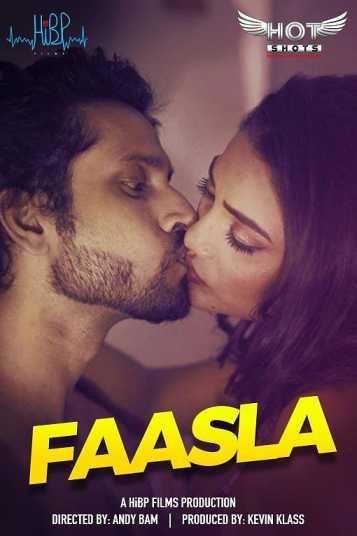 18+ Faasla (2021) Hindi HotShots Digital Short Film 720p HDRip 150MB Download
