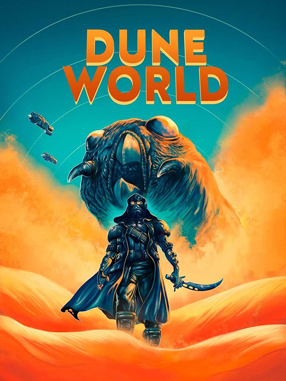 Dune World 2021 English 480p AMZN HDRip ESub 200MB Download