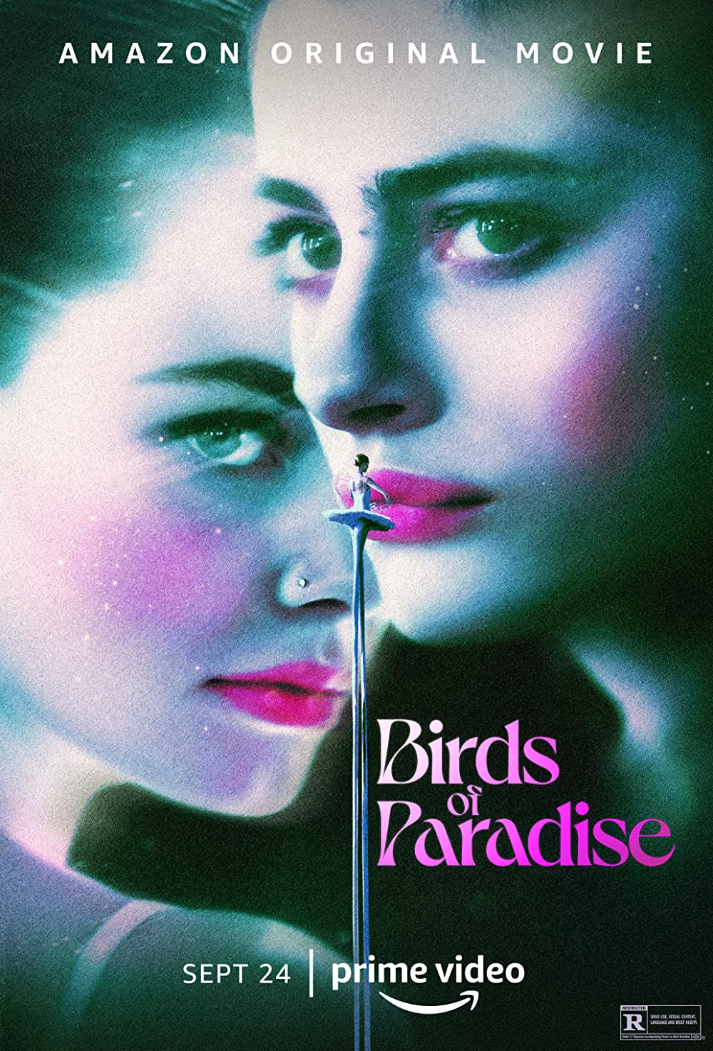 Birds of Paradise 2021 English Movie 480p AMZN HDRip MSub 350MB Download