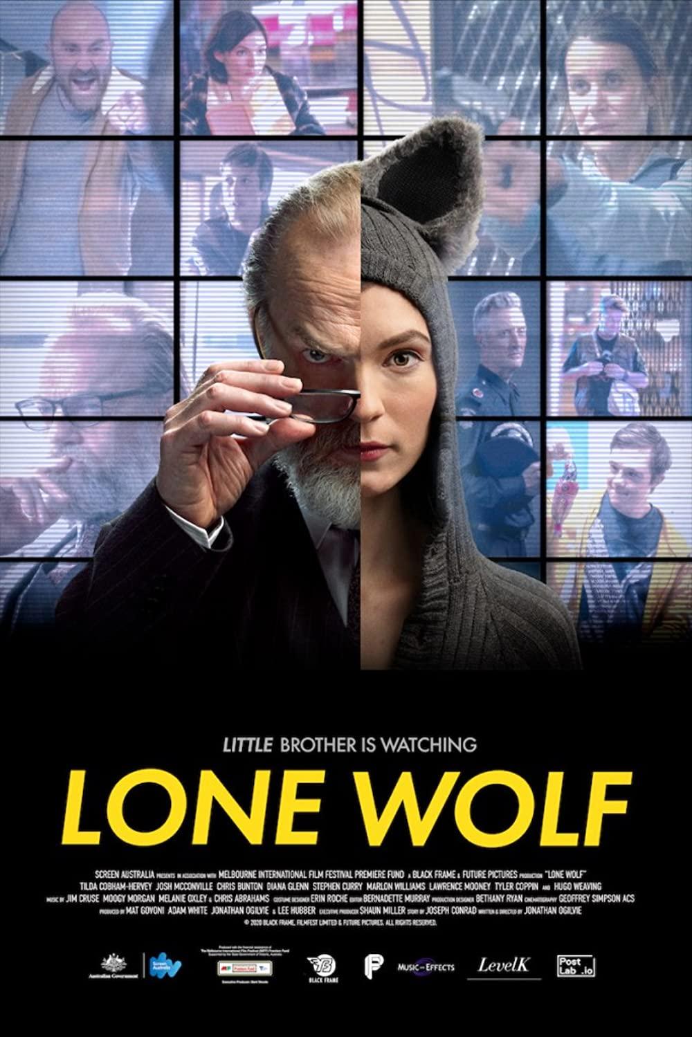 Lone Wolf 2021 English 480p HDRip 350MB Download
