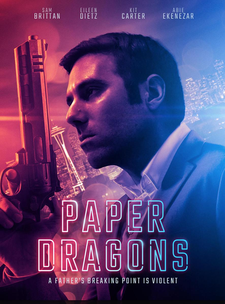 Paper Dragons 2021 English 480p AMZN HDRip ESub 300MB Download