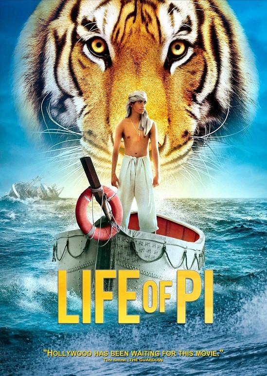 Life of Pi (2012) Hindi ORG Dual Audio 450MB BluRay 480p Download