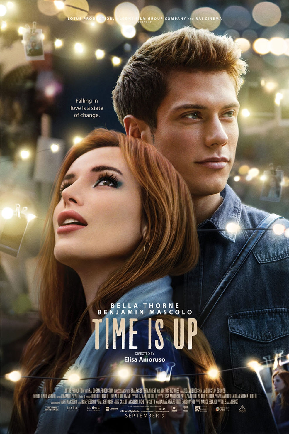 Time Is Up 2021 English 480p HDRip 350MB Download