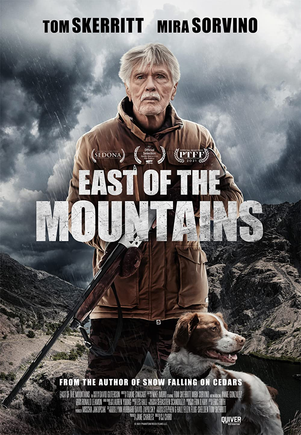 East of the Mountains 2021 English 480p HDRip 250MB Download