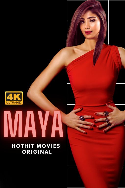 18+ Maya 2021 HotHit Hindi Short Film 720p UNRATED HDRip 210MB x264 AAC