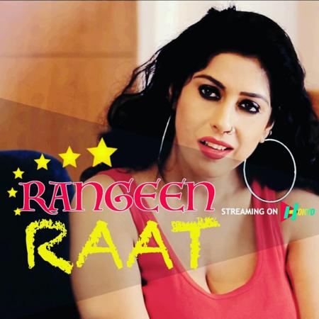 18+ Rangeen Raat 2021 HokYo Originals Hindi Short Film 720p HDRip 200MB x264 AAC