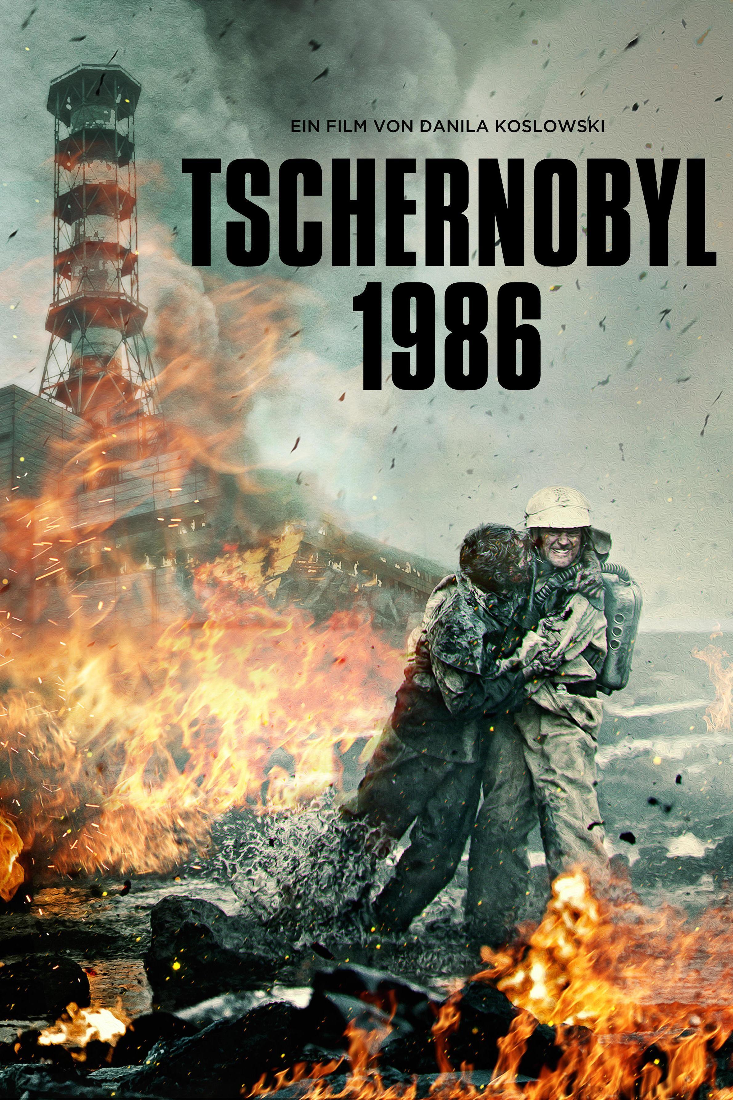 Chernobyl 1986 2021 English 720p | 480p HDRip 900MB | 400MB Download