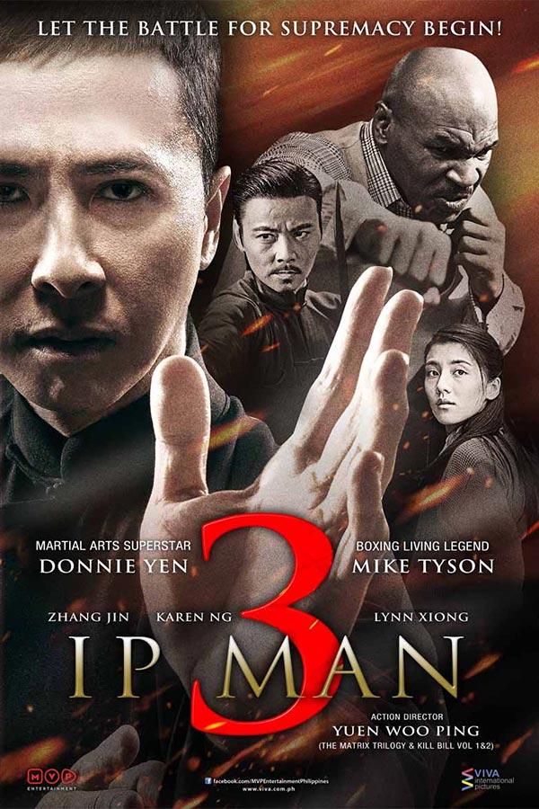 Ip Man 3 2015 Hindi ORG Dual Audio 720p BluRay ESub 900MB x264 AAC