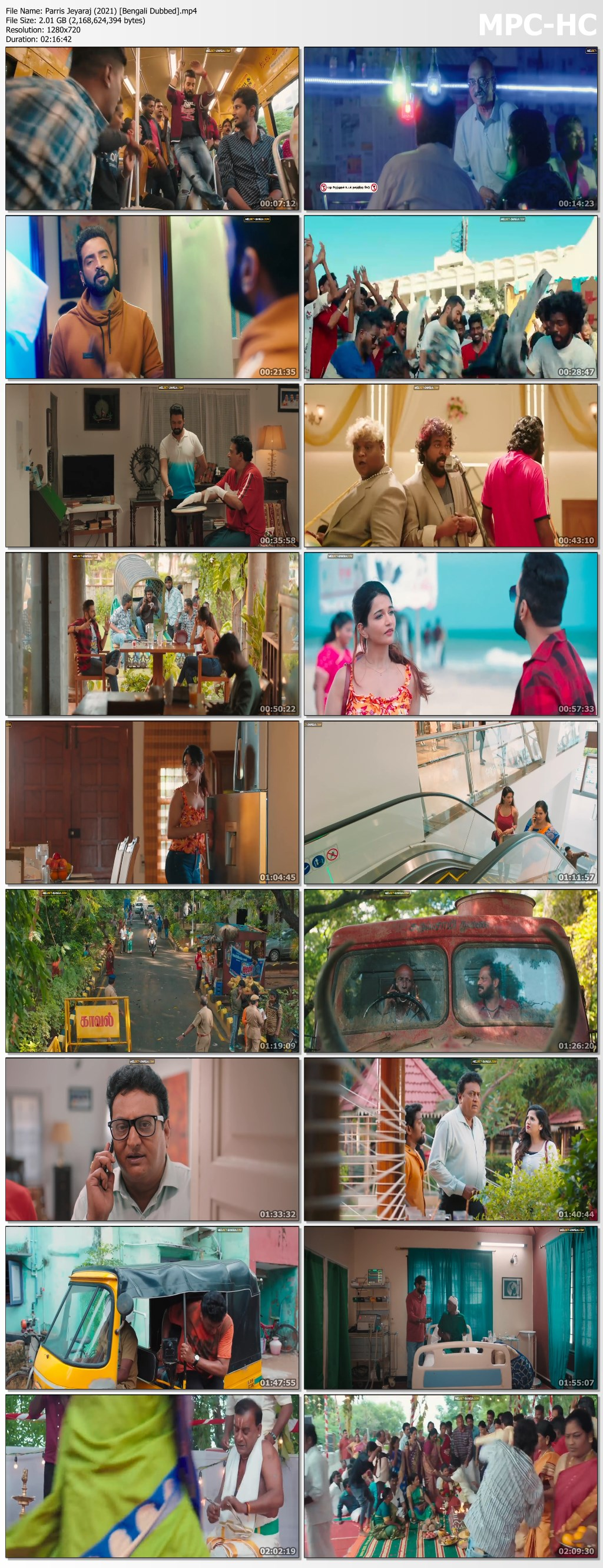 Parris Jeyaraj (2021) [Bengali Dubbed].mp4 thumbs