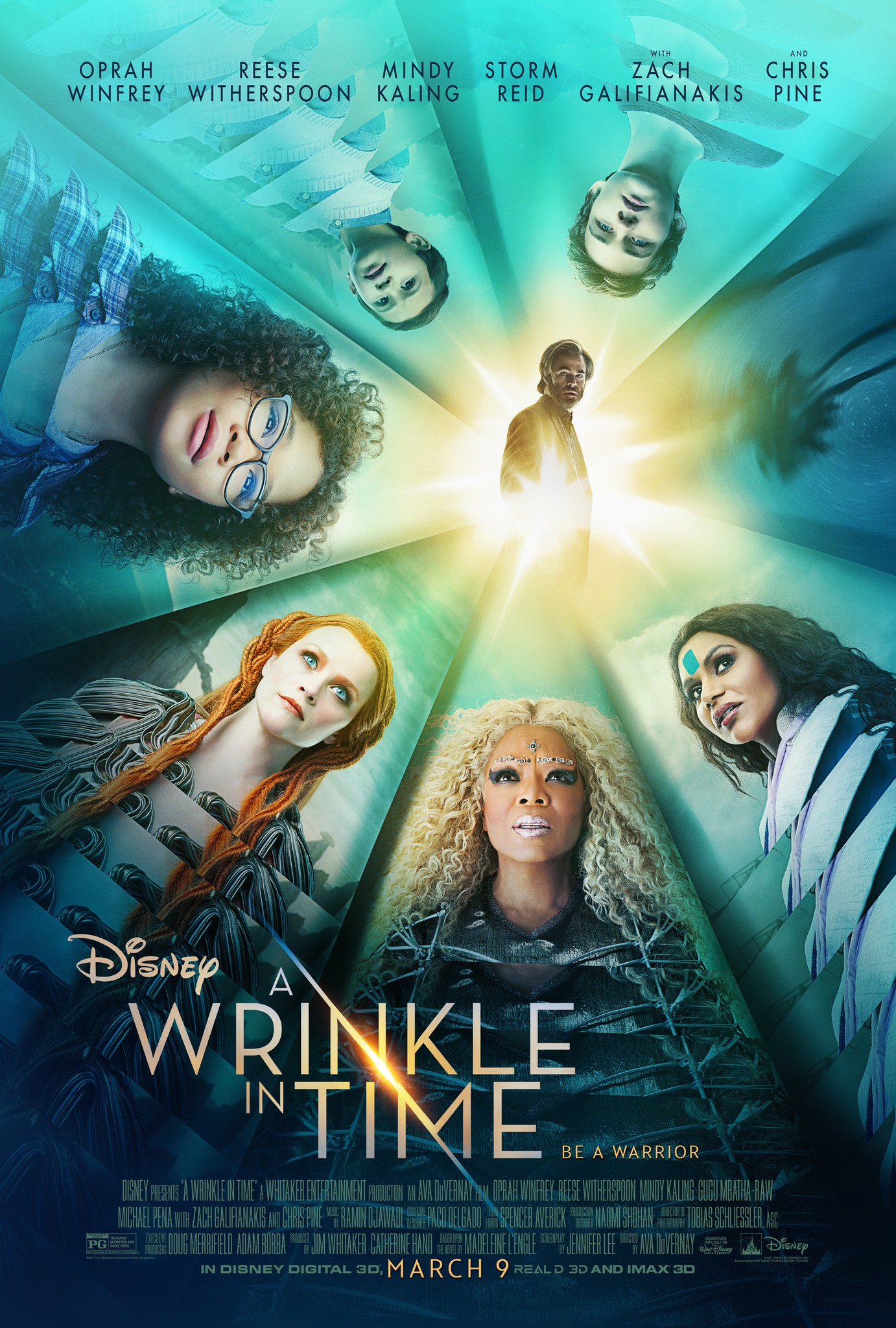 A Wrinkle in Time 2018 Dual Audio Hindi ORG 400MB BluRay 480p ESubs Download