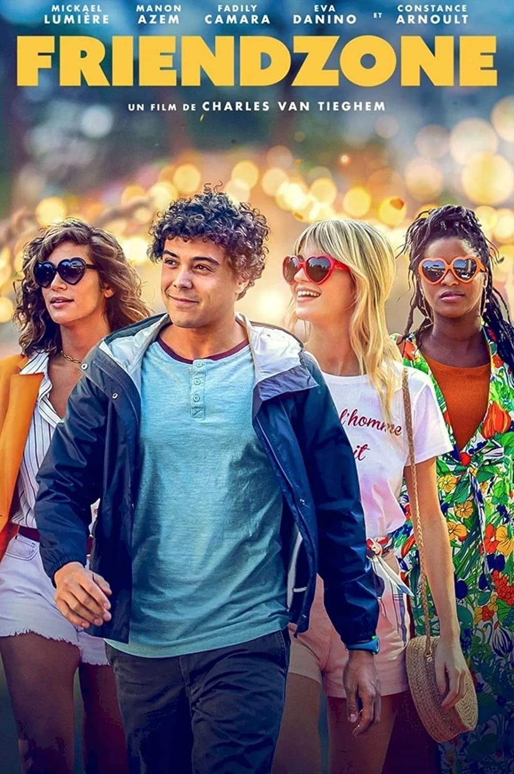 Friendzone 2021 Frence Movie 480p NF HDRip MSub 281MB Download