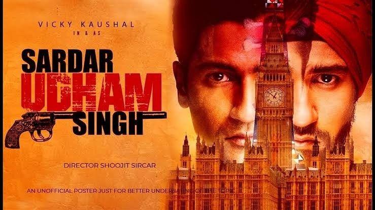 Sardar Udham 2021 Hindi Movie Official Trailer 1080p HDRip Download