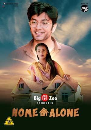 18+ Home Alone 2021 S01 Hindi Sex Web Series 300MB Download