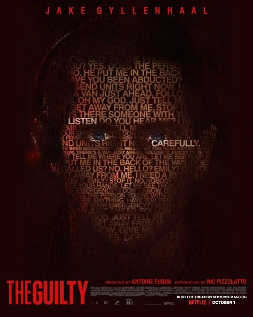 The Guilty (2021) Dual Audio Hindi DD5.1 & English WEB-DL 480p 720p 1080p Full Movie