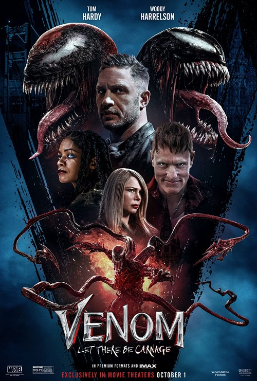 Venom: Let There Be Carnage (2021) V2-HDTS Dual Audio Hindi (Clean) & English 480p 720p 1080p Full Movie