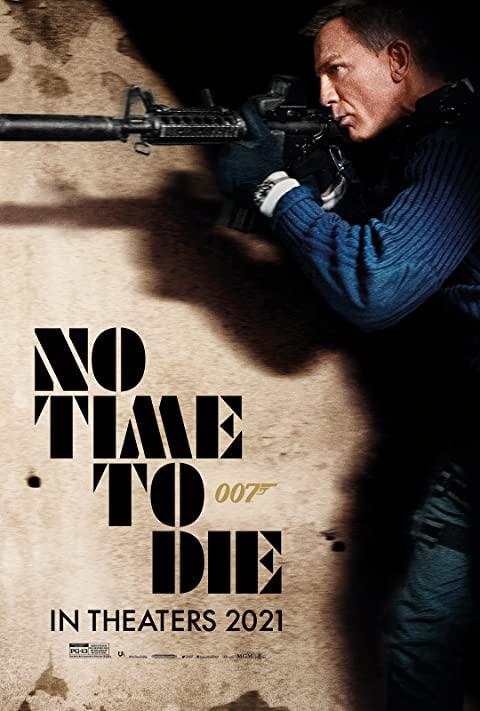 No Time to Die (2021) Hindi HDCAM 480p 720p Full Movie