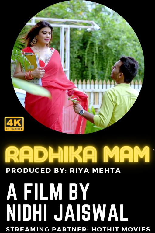 Radhika Mam 2021 HotHit Hindi Short Film 720p UNRATED HDRip