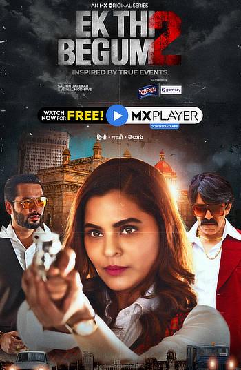 Ek Thi Begum (Season 2) Complete All Episodes Hindi WEB-DL 720p 480p HD MX Player Series