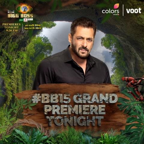 Bigg Boss S15E01 (Premiere Night) 4th October 2021 Full Show 720p HDRip 400MB Dwonload