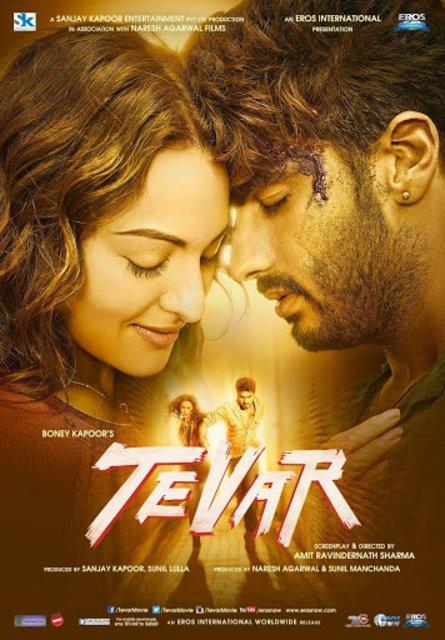 Tevar 2015 Hindi Movie 480p HDRip ESub 500MB Download