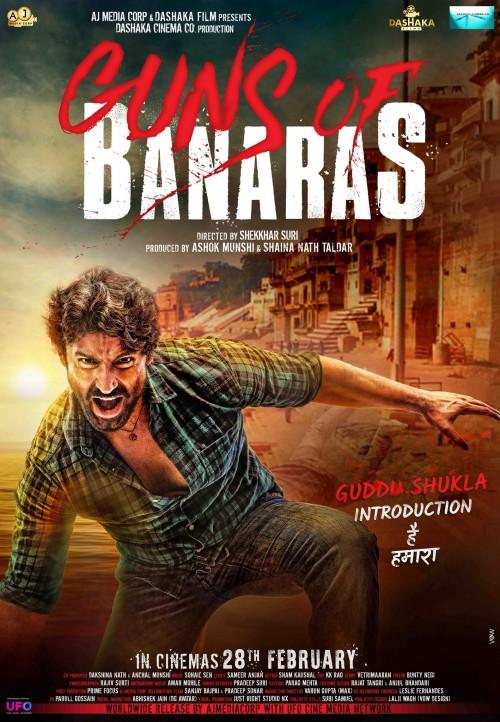 Guns of Banaras (2020) WEB-DL Hindi DD5.1 480p 720p 1080p HD Full Movie
