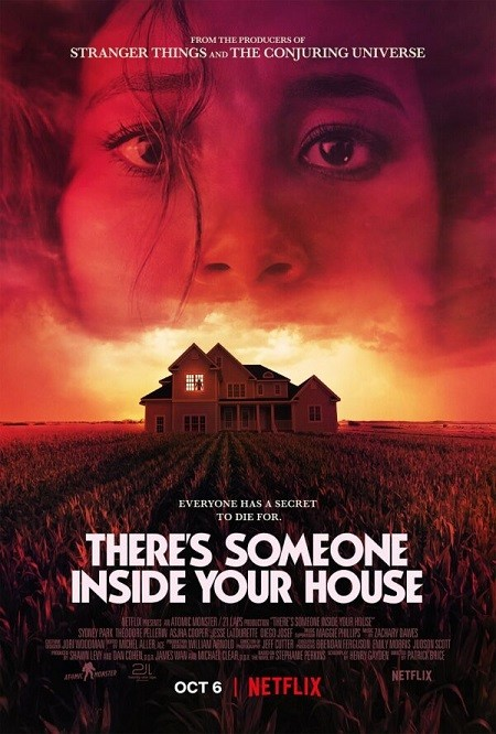 There's Someone Inside Your House (2021) Hindi ORG Dual Audio 720p HDRip x264 900MB Download