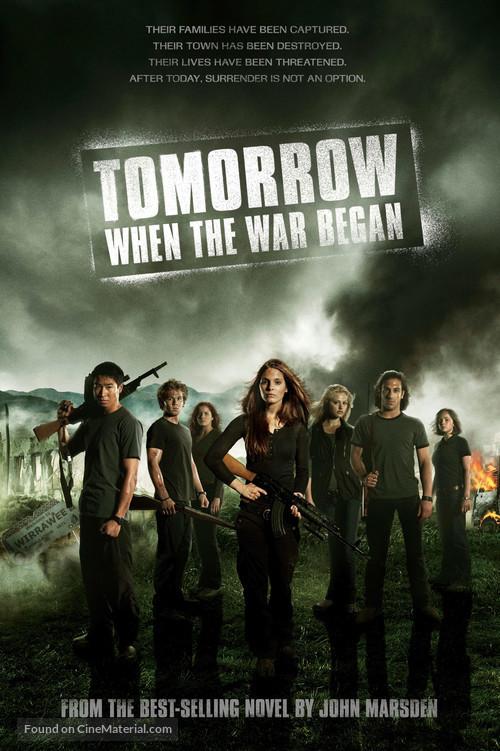 Tomorrow, When the War Began (2010) Hindi ORG Dual Audio 720p BluRay x264 950MB Download