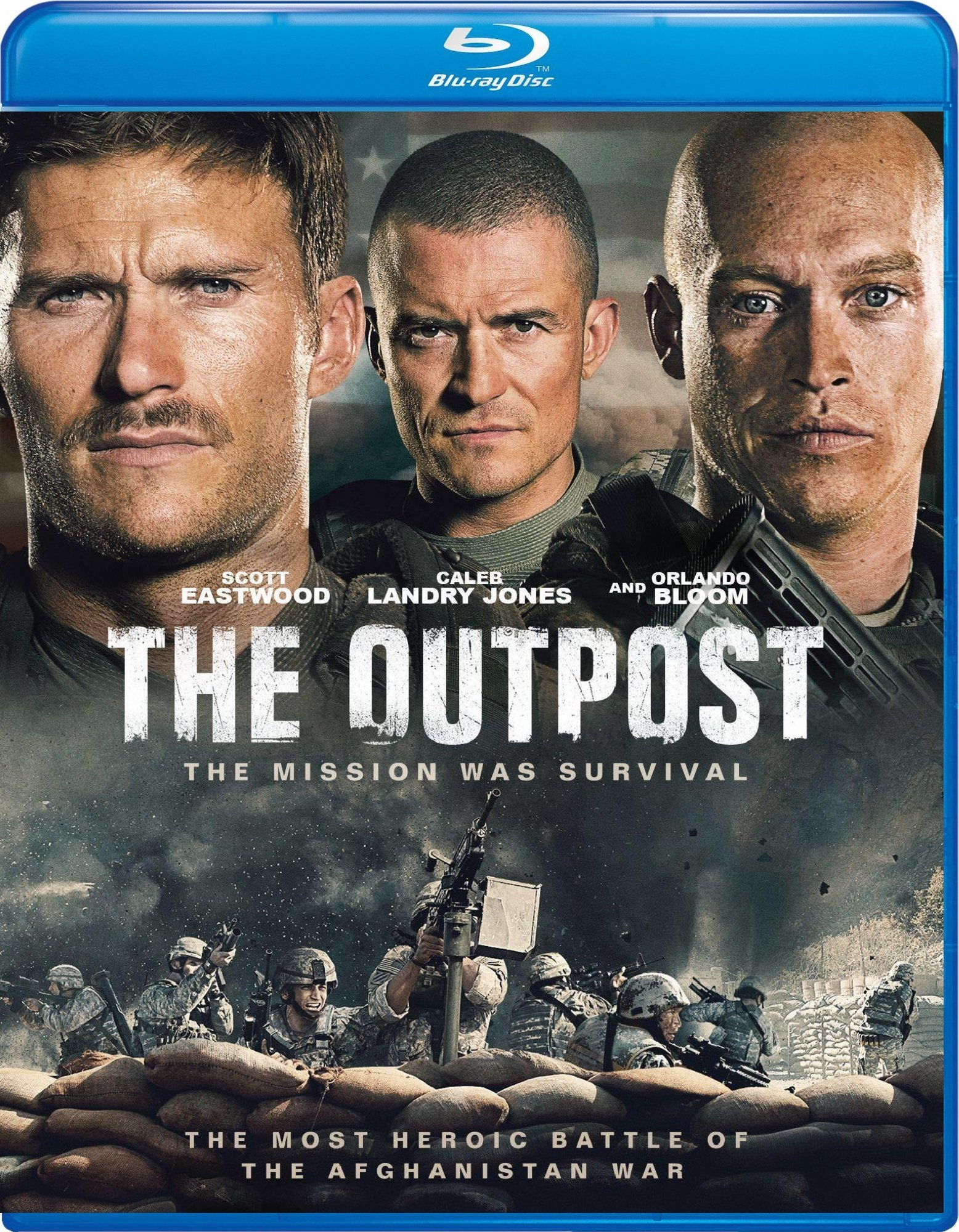 The Outpost (2020) Hindi ORG Dual Audio 720p BluRay 1.1GB Download